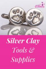 Silver Clay Tools & Supplies