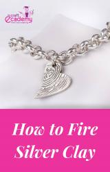 How to Fire Silver Clay