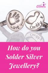How do you Solder Silver Jewelry?