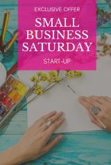 Small Business Saturday Startup