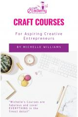 Craft Courses & Online Craft Courses