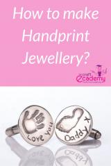 How to make Handprint Jewellery